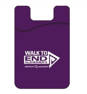 Walk Mobile Phone Card Sleeve