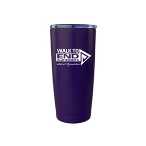 Walk Stainless Steel Tumbler