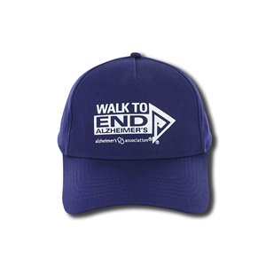Walk To End Alzheimer's Hat