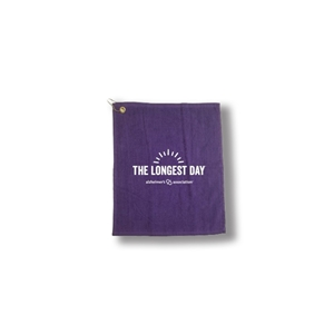 The Longest Day Golf Towel