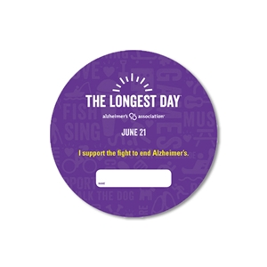 The Longest Day Point-of-Purchase Card