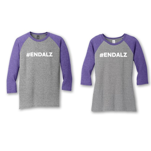 #ENDALZ Baseball Shirt - Men's and Women's