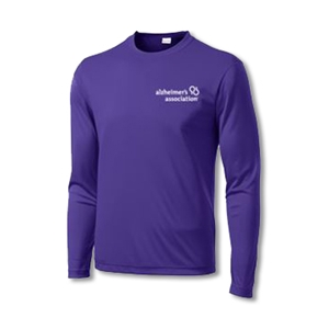 Men's Long-Sleeve Performance Shirt