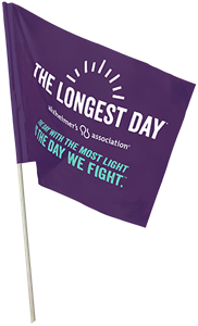 The Longest Day Yard Flag