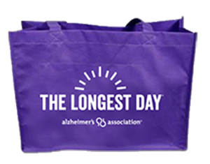 The Longest Day Tote Bag