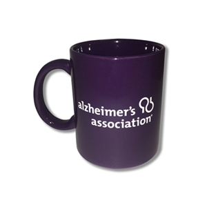 Alzheimer's Association Coffee Mug