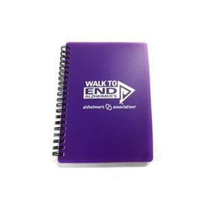 Walk Spiral Notebook