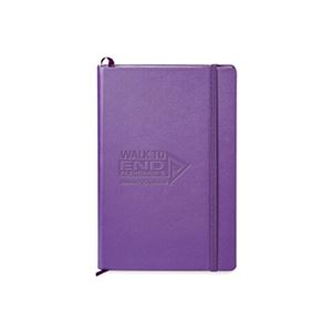 Walk Hardcover Notebook