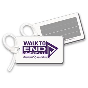 Walk Luggage Tag