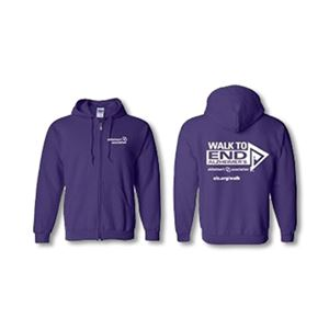 Walk Hooded Sweatshirt