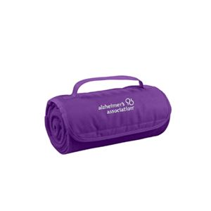 Alzheimer's Association Fleece Blankets