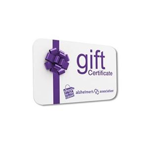$50 Shop for the Cause Gift Certificate