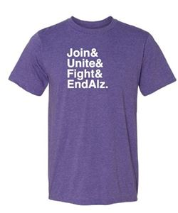 Join, Fight, Unite and ENDALZ T-Shirt