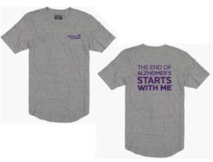 """The End of Alzheimer's Starts With Me"" T-Shirt"